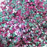 Eko bleščice - Candy floss - 3,5g