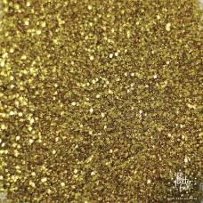 Eko bleščice - Golden disco ball - 3,5g