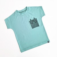 Kratka majica - sovica (različne barve)