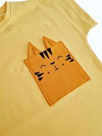 Kratka majica - tiger (različne barve)