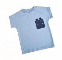 Kratka majica - medo (različne barve)