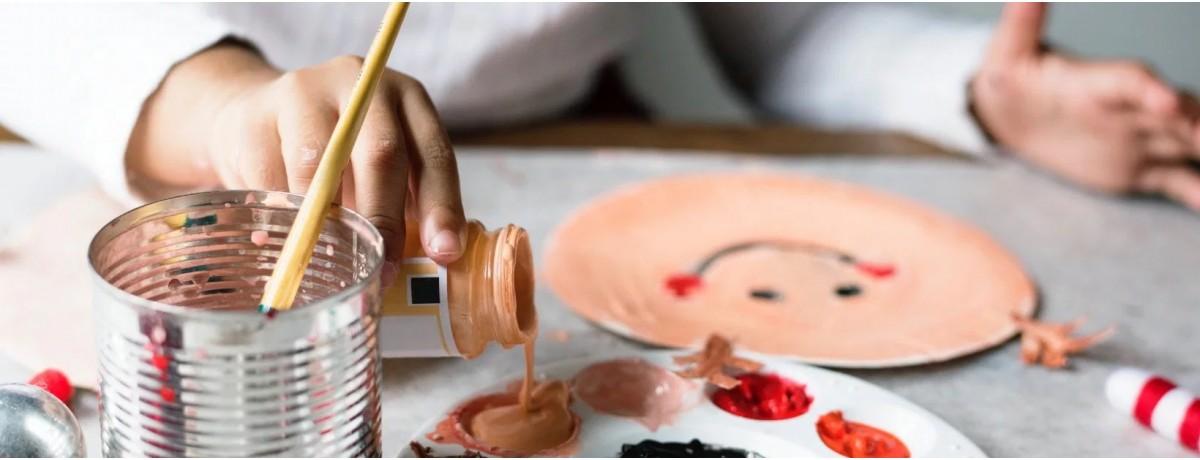 Malčki, kreativnost in čuječnost